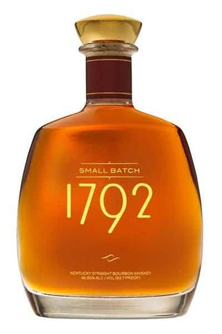 1792 Kentucky Straight Bourbon Whiskey 93.7 proof , USA 1.75L