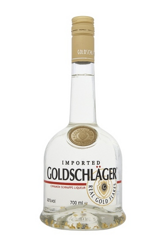 Image of Goldschlager Cinnamon Schnapps by Goldschlager