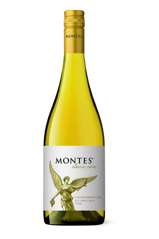 Image of Montes Chardonnay by Montes