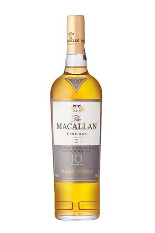 Image of The Macallan Fine Oak 10 Years Old by The Macallan