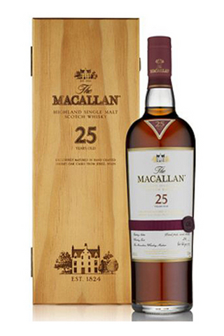 Image of The Macallan 25 Year by The Macallan