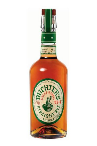 Image of Michter's US-1 Single Barrel Rye by Michter's