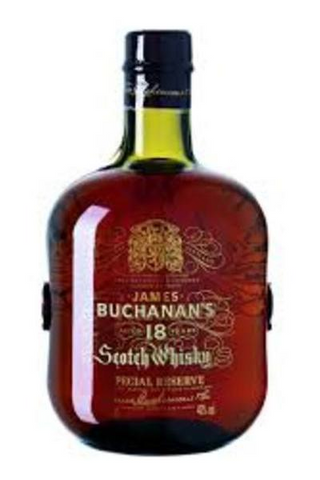Image of Buchanan's 18 Year by Buchanan's