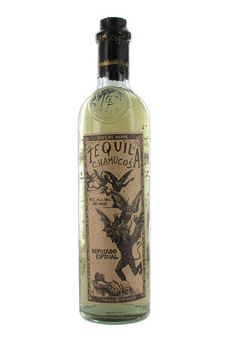 Image of Chamucos Tequila Reposado by Chamucos