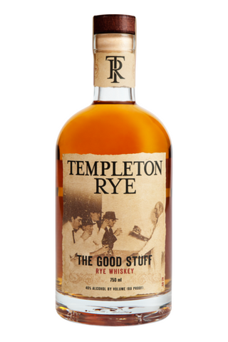 Image of Templeton Rye Whiskey by Templeton