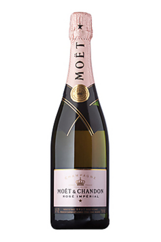 Image of Moet & Chandon Imperial Rose Champagne by Moet & Chandon