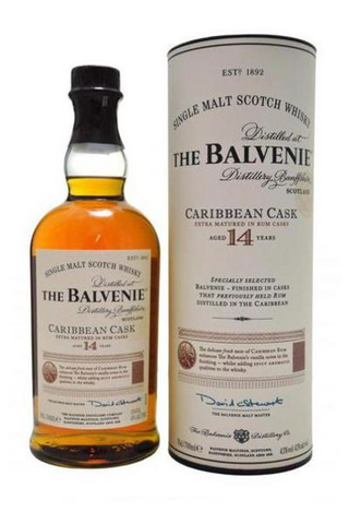 Image of Balvenie Caribbean Cask 14 Year Old by The Balvenie