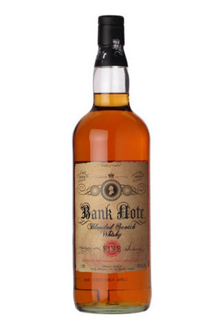 Image of Bank Note Sctoch Whisky by Bank Note