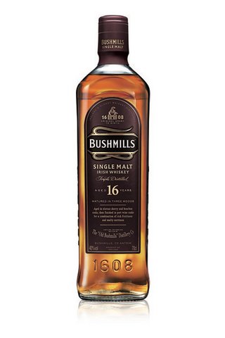 Image of Bushmills 21 Year Single Malt Irish Whiskey by Bushmills