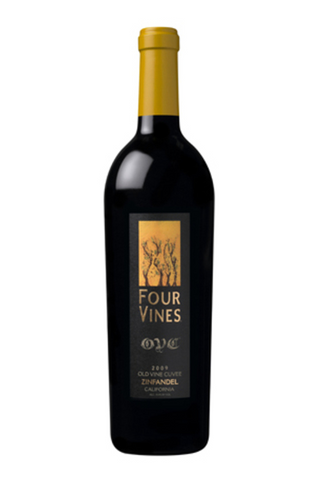 Image of Four Vines Zinfandel Old Vine by Four Vines