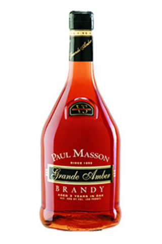 Image of Paul Masson Grand Amber Brandy by Paul Masson