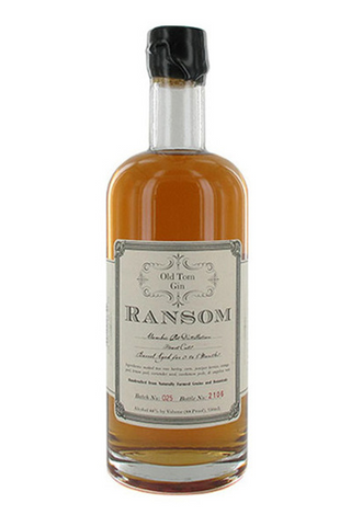 Image of Ransom Old Tom Gin by Ransom