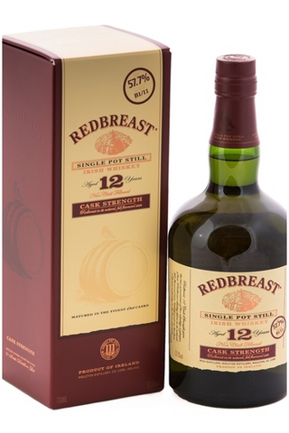 Image of Redbreast 12 Years Cask Strength Edition by Redbreast