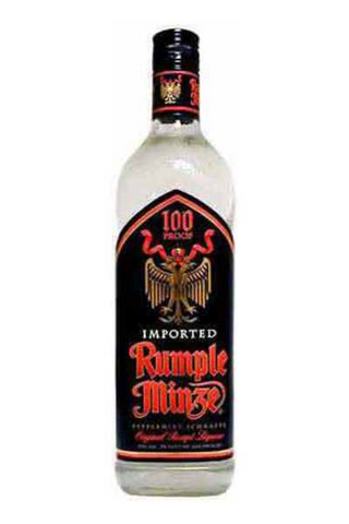 Image of Rumple Minze Peppermint Schnapps by Rumple Minze