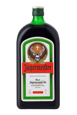 Image of Jagermeister by Jagermeister