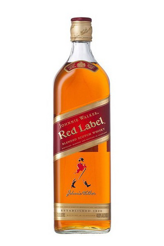 Image of Johnnie Walker Red Label by Johnnie Walker