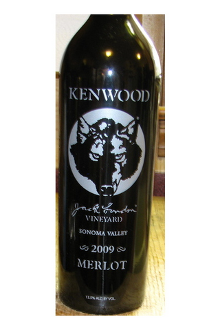 Image of Kenwood Jack London Merlot by Kenwood