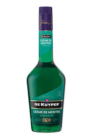 Image of Dekuyper Green Creme de Menth by DeKuyper