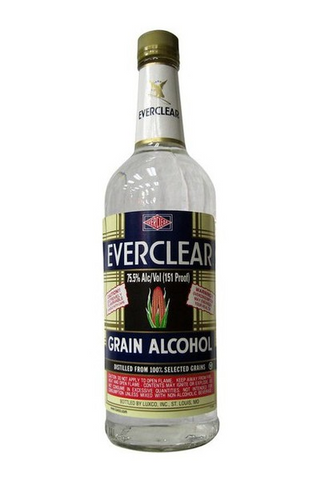 Image of Everclear 151 Proof by Everclear