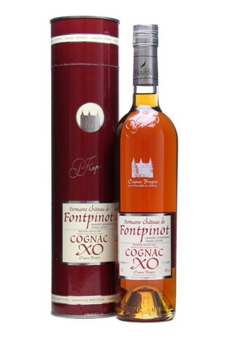 Image of Frapin Cognac XO Chateau de Fontpinot by Frapin