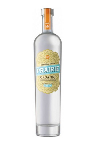 Image of Prairie Organic Vodka by Prairie Ale