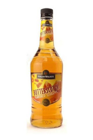Image of Hiram Walker Butterscotch Schnapps by Hiram Walker