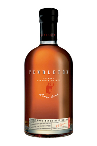"Image of Pendleton Whisky ""The Bronco"" by Hood River"