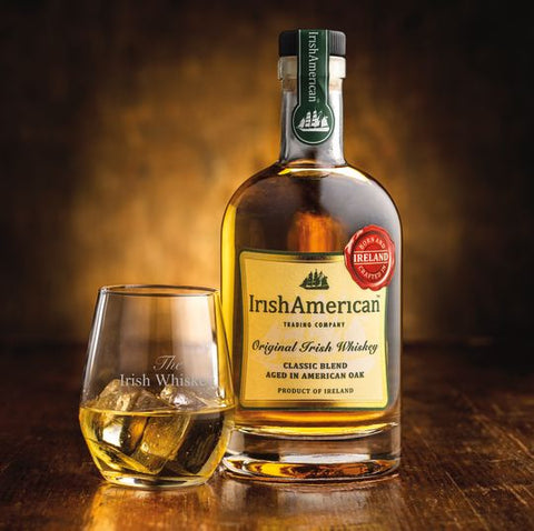 IrishAmerican  Original Irish Whiskey