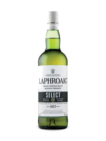 Laphroaig Select Single Malt scotch whisky Islay