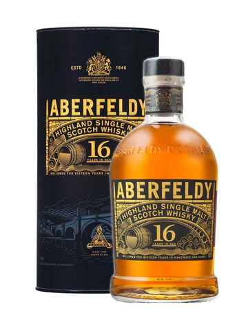 Aberfeldy 16 Yr Single Malt
