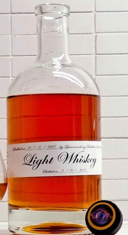 Cat's Eye Distillery Obtainium Light whiskey 14 years 137.2