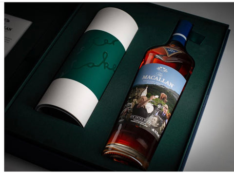 Macallan Artist Collaboration Tier B Scotch Whisky