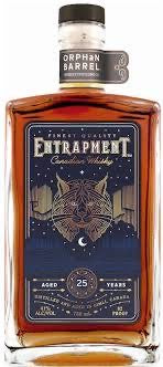 Entrapment Orphan Barrel 25Yr 750ml