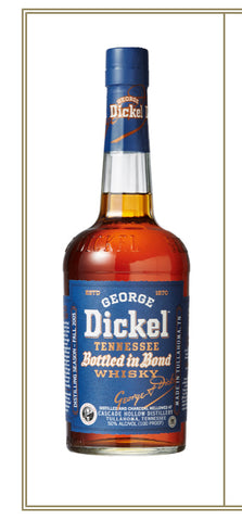 George Dickel Bottled in Bond Tennessee Whisky, TENNESSEE, USA