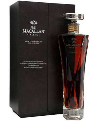 The Macallan Decanter Series Reflexion Single Malt Scotch Whisky, SPEYSIDE - HIGHLANDS, SCOTLAND