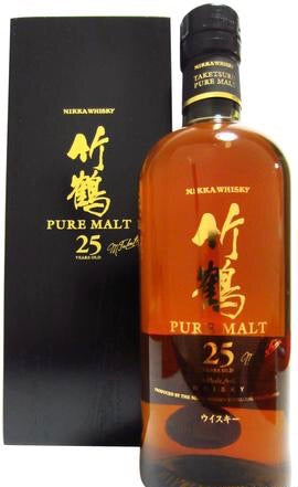 Nikka Taketsuru Pure Malt 25 Year Old Blended Malt Whisky, JAPAN
