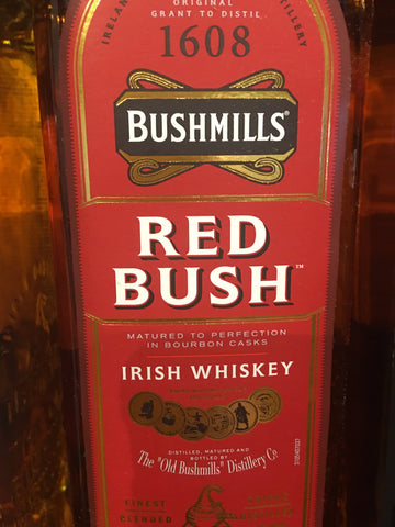 Bushmills Red Irish Whiskey