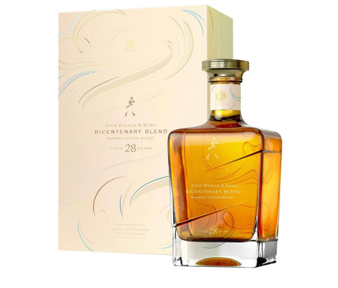 John Walker & Sons Bicentenary Blend 28 Yr Whisky 750ml