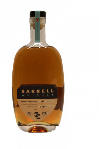 Barrell Whiskey 7yr