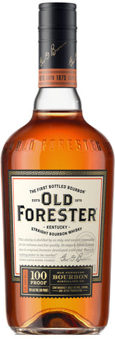 Old Forester 100