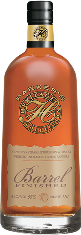 Parker's Heritage Collection 12th Edition Orange Curacao Barrel Finished Bourbon Whiskey