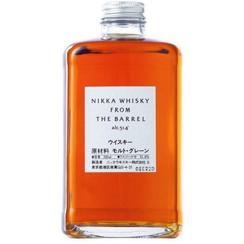 Nikka Whisky From The Barrel 102.8proof 750ml