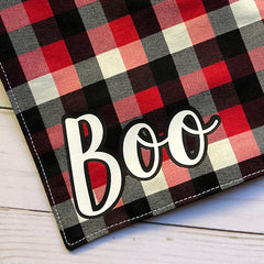 Vinyl Name Custom Dog Bandana by Clive & Bacon