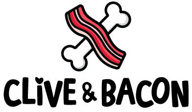 Clive and Bacon Logo