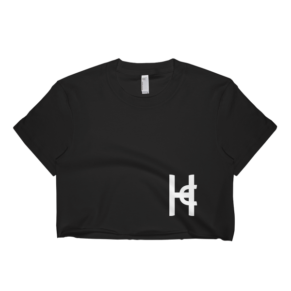 Headcase FnF Crop Top BLK - Headcase Films & Fashion