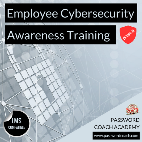 Employee Cybersecurity Awareness Training (Enterprise Edition)