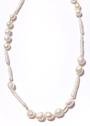 Multi Pearl Necklace - SOLD OUT