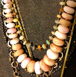Big & Bold Pink Opal Necklace