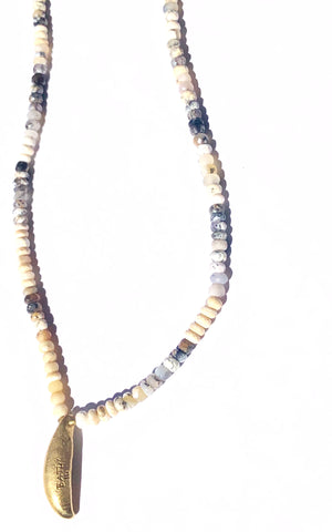 Modern Native Necklace