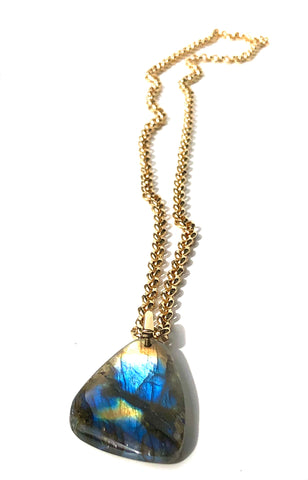 Lovely Labradorite Necklace
